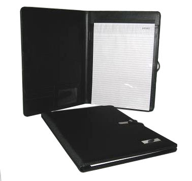 A4 Folder with Writing Pad