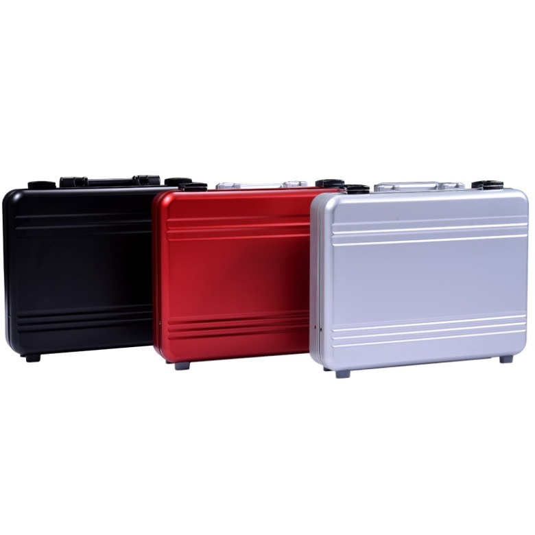 Aluminium Alloy Briefcase with lock