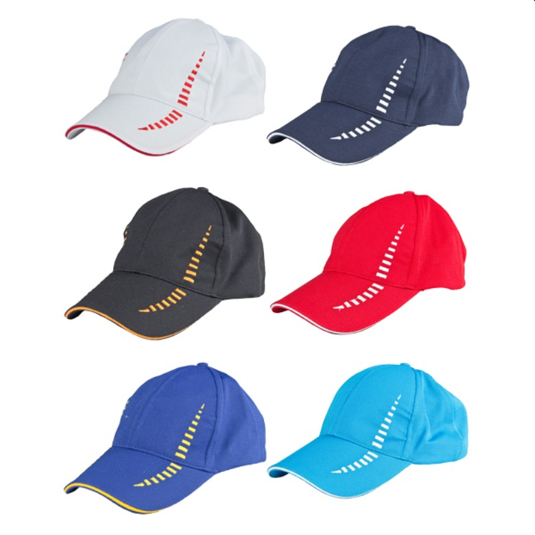 Baseball Cotton Cap (6 panels)