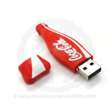 Bottle Soft Drink Thumbdrive (TREK PCBA) 4G