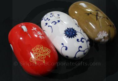 Oriental Classic Wireless Mouse
