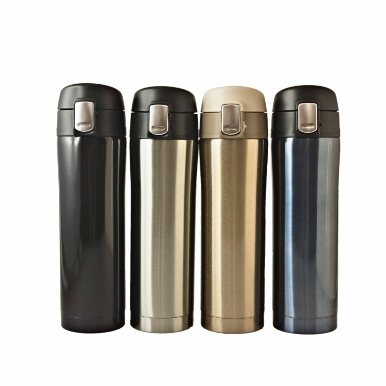 One-Touch Auto Vacuum Flask [430ml]
