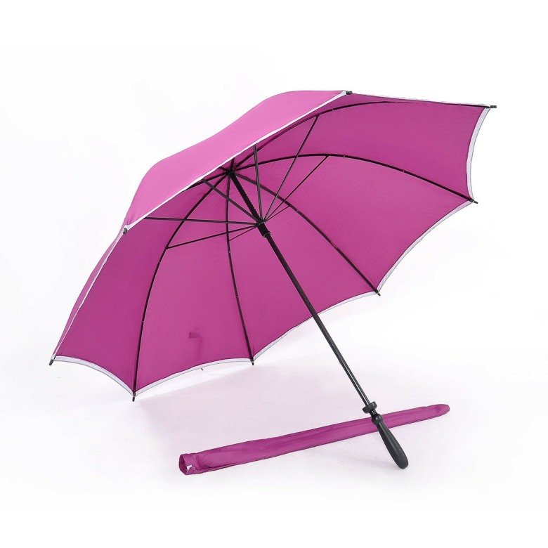 "Double FIbre Ribs, Extra Support Golf Umbrella (30"")"
