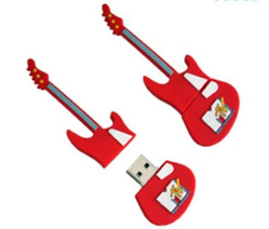 Guitar Shaped Thumbdrive 2 (Trek UDP 4G)