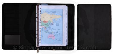 A5 Refillable Diary with zipper