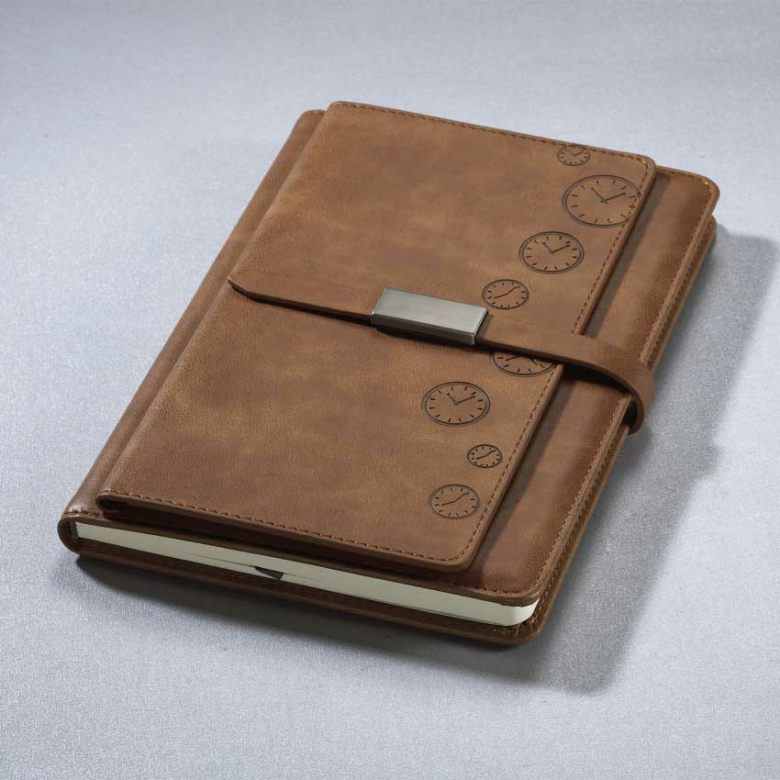 Leather Note Book I