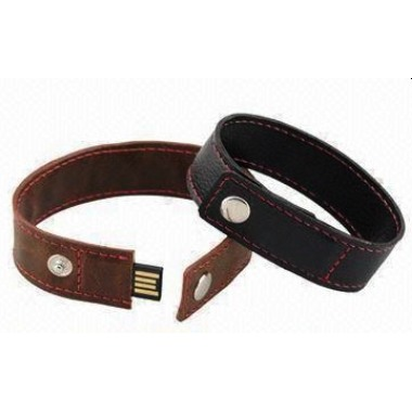 Leather Wrist Band Thumbrive 2 (TREK 4G UDP)