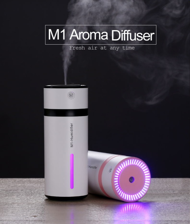 Ultrsonic Humidfier [230ml]