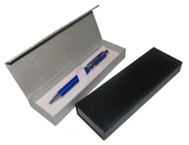 Magnetic single / double pen gift box - pen excluded