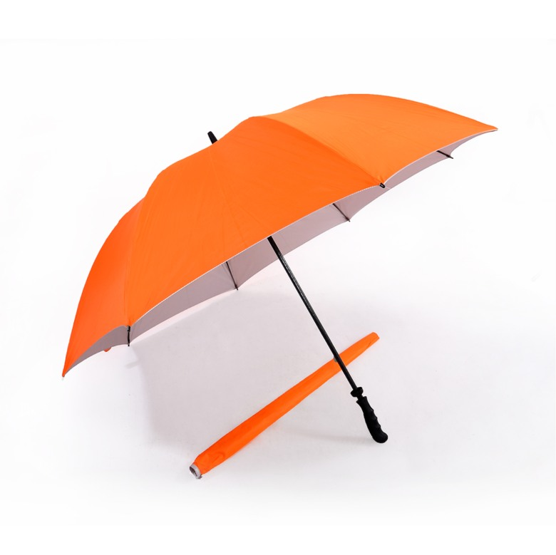 "UV Interior, Windproof Golf Umbrella (30"")"