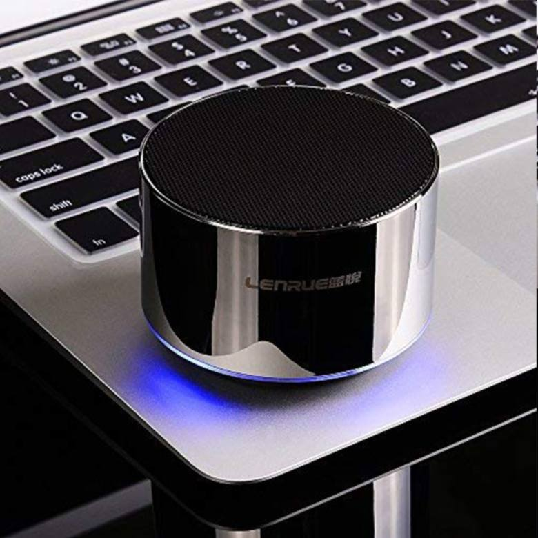 Mini Bluetooth Speaker with call answering