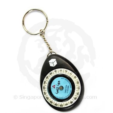 Muslim Compass with keychain (Mecca Pointing)