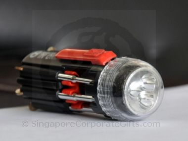 8 in one Multi-Screwdriver Torch