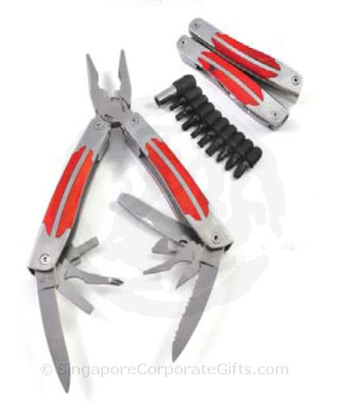 Plier with multi-tools MT6054