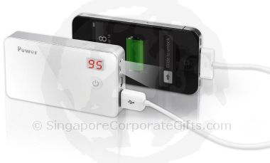 Power Bank for Mobile Phones with LED Torch (4000mAh)