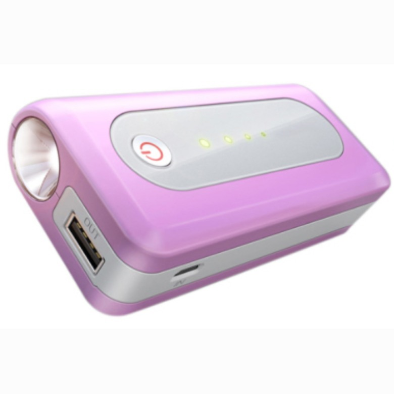 Power Bank with LED (5600mAh)