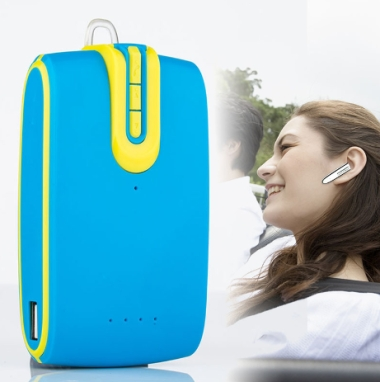 Power Bank with Bluetooth Earphone (5600mAh) XSY-006