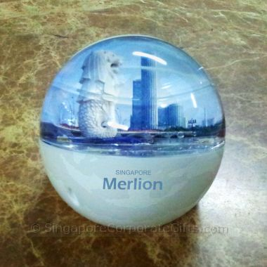 Tourist Promotion MP3 Speaker (Merlion 2)