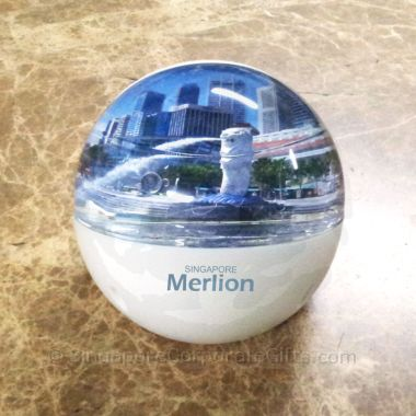 Tourist Promotion MP3 Speaker (Merlion 3)