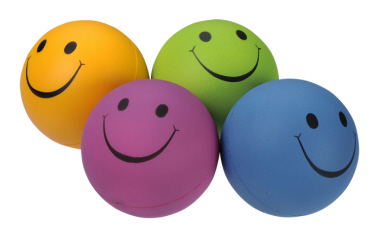 Colourful Stress Ball
