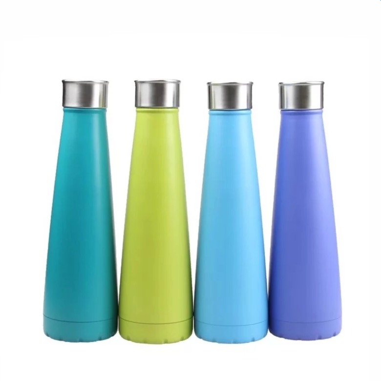 Cone shape Stainless Steel Bottle [500ml]