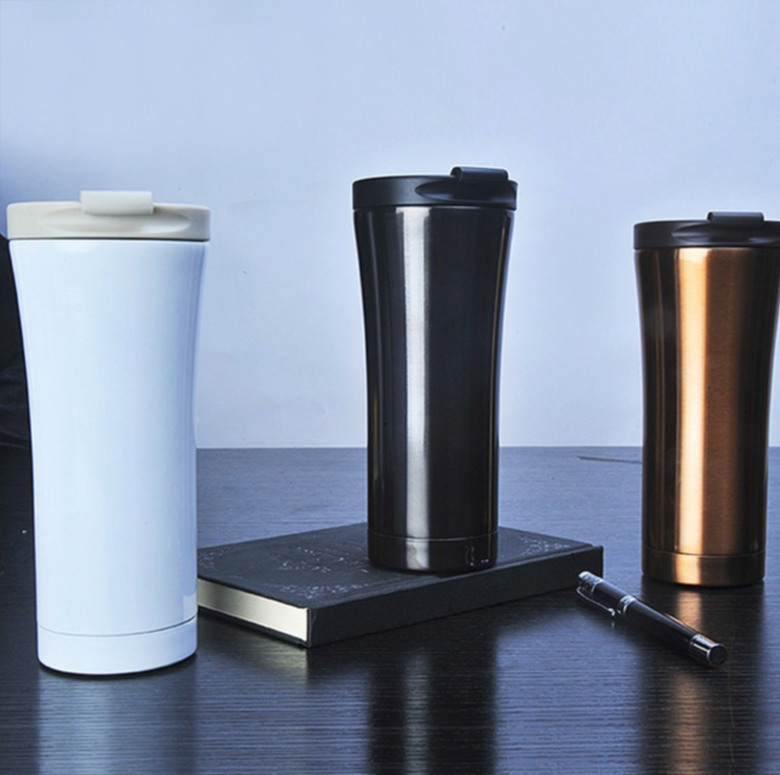 Leak Proof Double Walled Vacuum Mug [500ml]