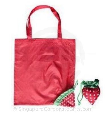Strawberry Foldable Bag 1