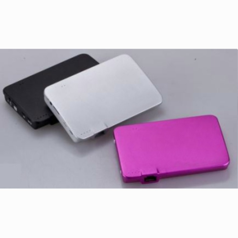 Power Bank with Wifi Router and USB, TF Card Reader T158-600  (6