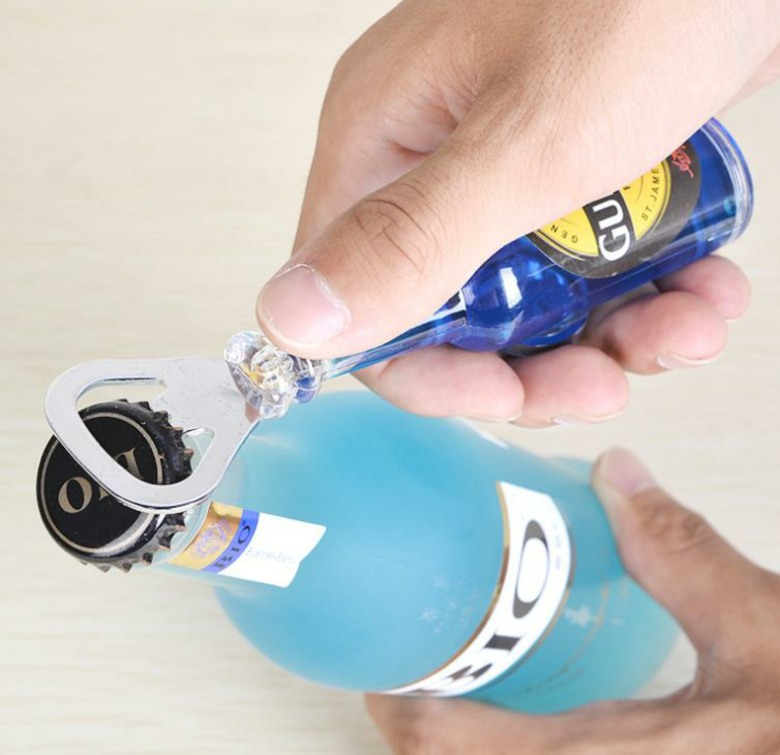 Bottle Shaped Opener with Magnet