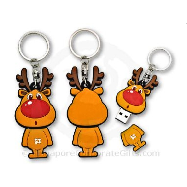 Customised Thumbrive (Deer) (4G)