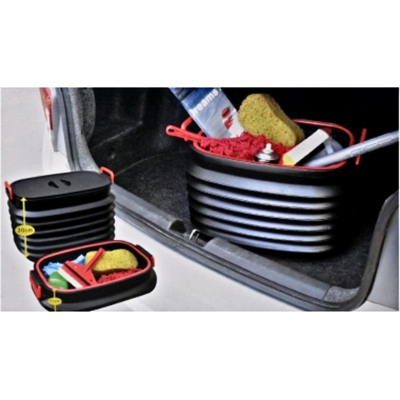 Collapsible Car Booth Storage Box