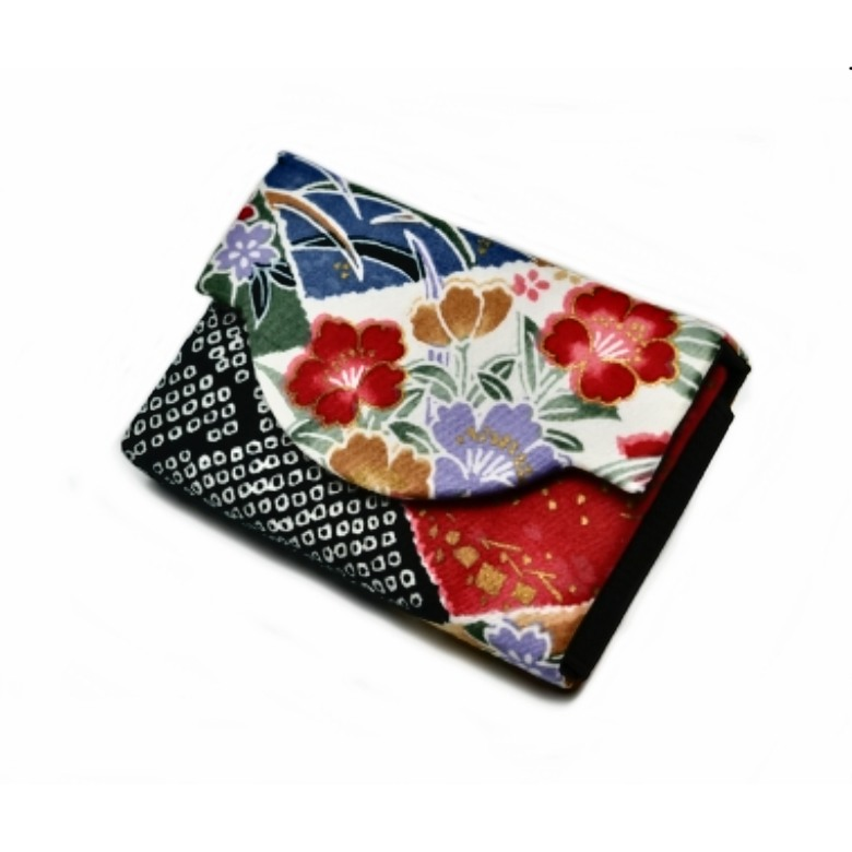 Thai silk Namecard Holder 4