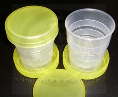 Foldable Plastic Cups