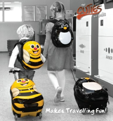 Bee Hard Backpack