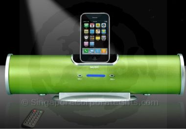 Exclusive Speaker with and iPhone Charger (6)