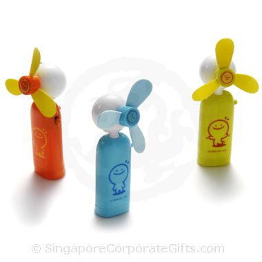 Mini Cartoon Fan - Cool