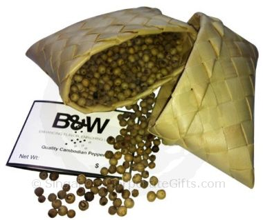 Cambodia White pepper (Whole) 80g